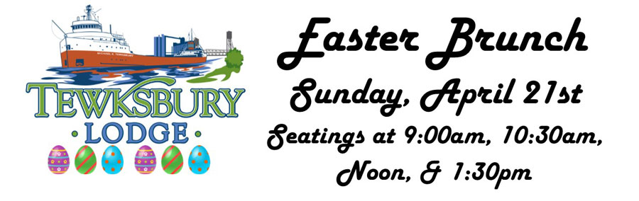 Easter Brunch Banner