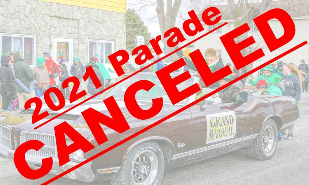 2021 Old First Ward Parade Cancelled