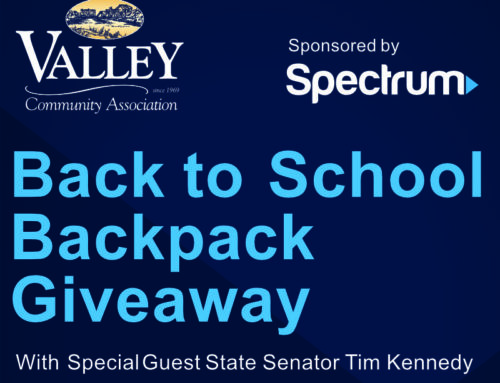 Spectrum & Valley CA Backpack Give Away